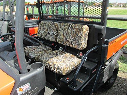 Durafit Seat Covers Kubota RTV X900 RTV X1120D AND 1140