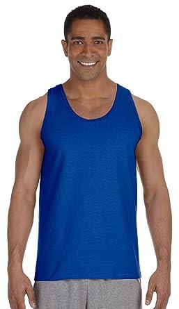 6adf4205e5f321 GILDAN - Ultra Cotton Tank Top. 2200  Amazon.co.uk  Clothing