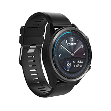 Amazon.com : Libison Smartwatch, Heart Rate Detector Kospet ...
