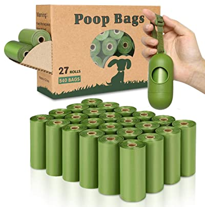 Yingdelai Dog Poop Bag 540 Counts