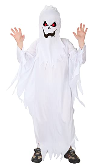 jelord kids boys halloween costume ghost cosplay costumes 4 6y
