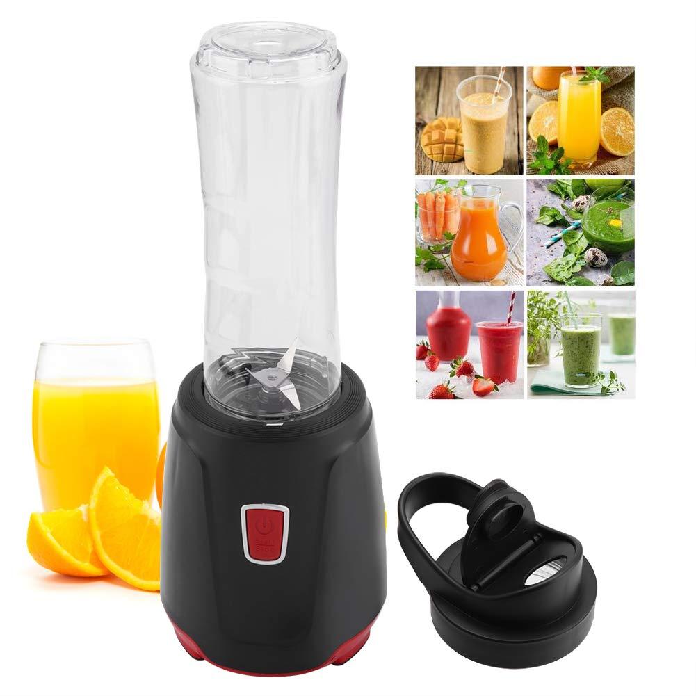 Mini Blender Multifunctional Electric Juicer Portable Electric Power Mixer Fruit Vegetable Blender Machine Juicer Cup (US Plug 110V) by EBTOOLS