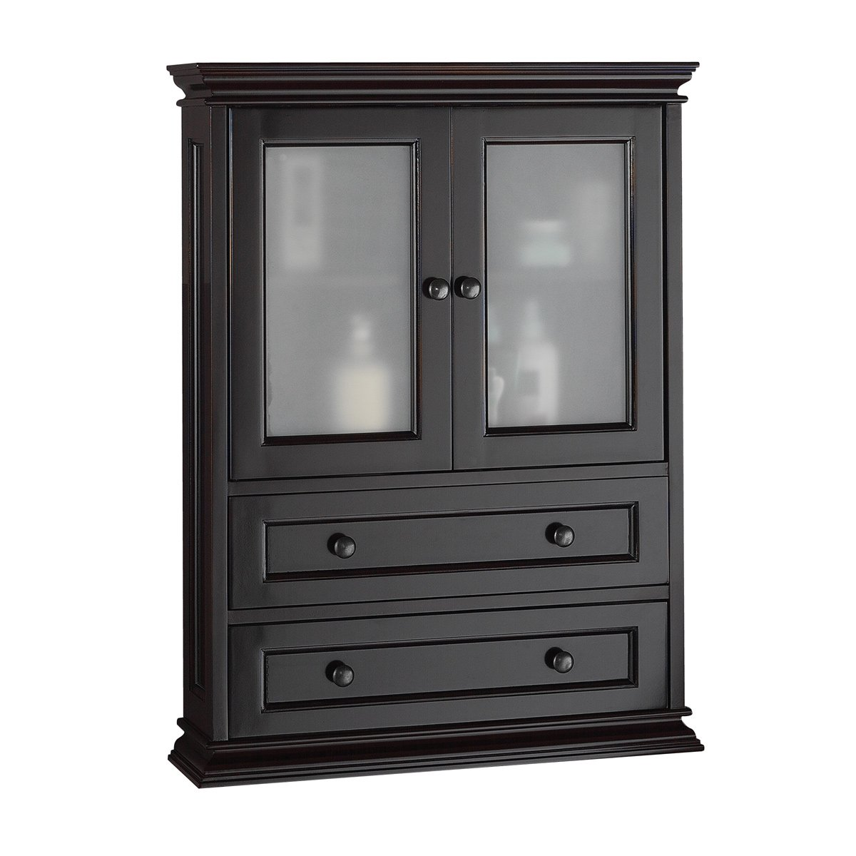 Foremost Becw2331 Berkshire Espresso Bathroom Wall Cabinet Foremost Expresso Amazon Com