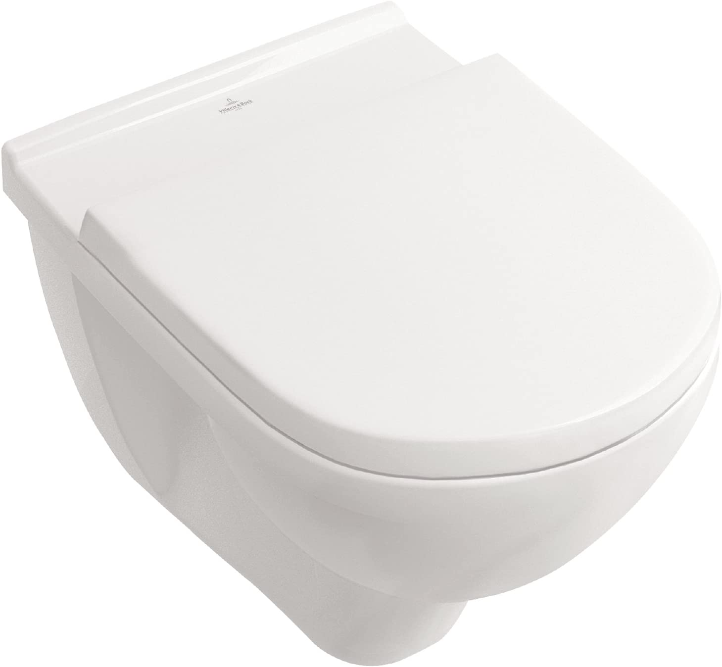 Villeroy & Boch O.novo De una sola pieza Pared inodoro - Sanitario (Blanco, 20 kg): Amazon.es: Bricolaje y herramientas