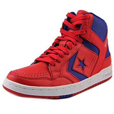 Red 41 White Blue Mid Converse Sacs Weapon Chaussures Et T7qHU