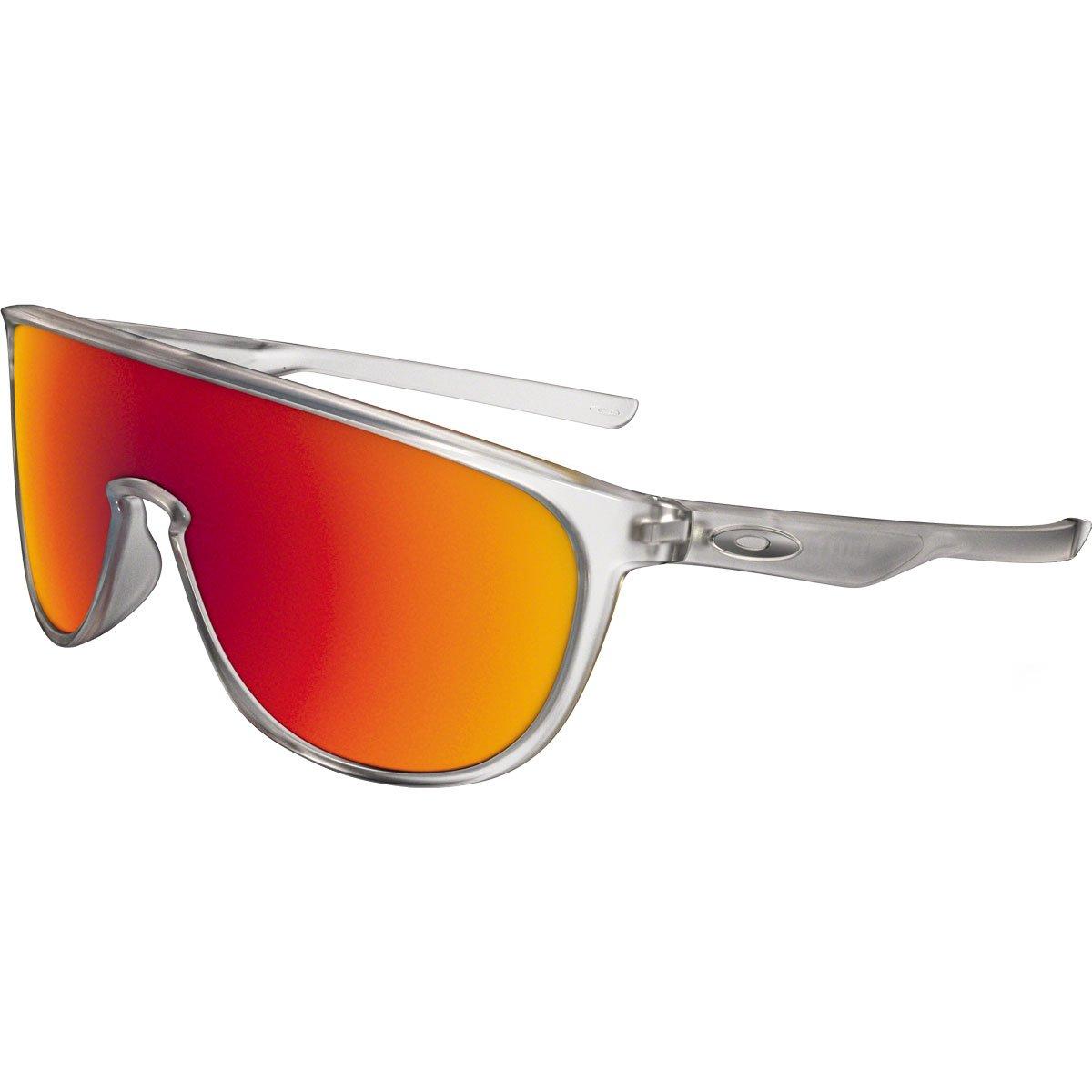 OAKLEY Trillbe Gafas de sol para Unisex, Transparente, 0
