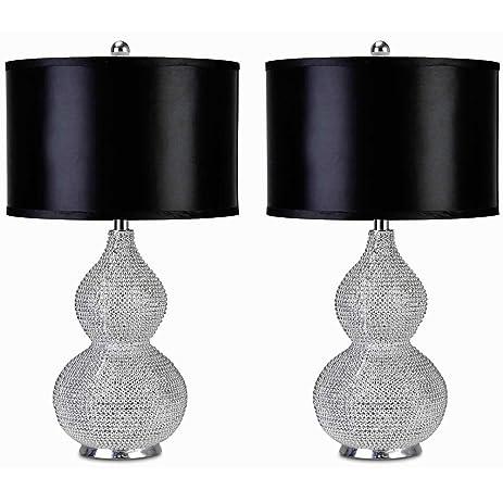 Amazon.com: ABBYSON LIVING Silver Plated Sea Urchin Home Table ...