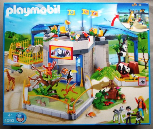 PLAYMOBIL®® - 4093 - Animal Baby Zoo
