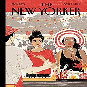 The New Yorker, April 24th 2017 (Jelani Cobb, Daniel Mendelsohn, Lizzie Widdicombe) Periodical