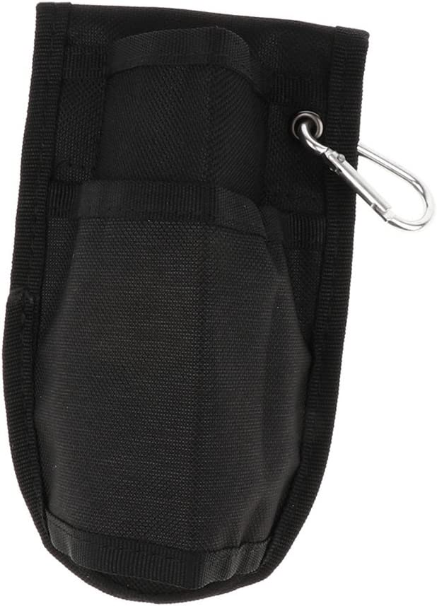 Photo Waist Pouch Bag with Hook Buckle  Carrying Case for Tripod Monopod Pocket