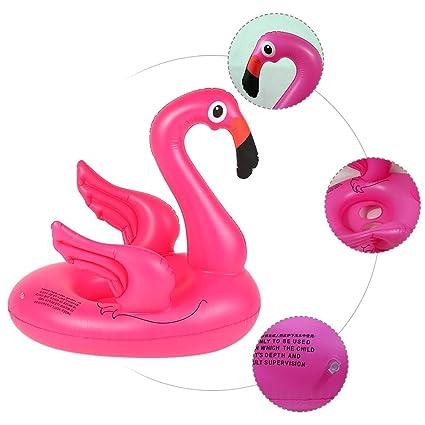 Flotador (, Flamingo Baby Asiento Anillo Baby 36102 & just4baby para viaje, Pool &