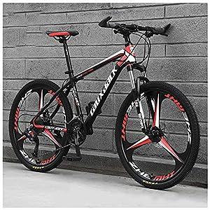61TebYImDlL. SS300 26 Pollici 21 velocità, Bicicletta, Adulto Bicicletta MTB, Bicicletta Mountain Bike, Biciclette, Doppio Freno A Disco…