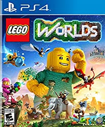 LEGO Worlds from Warner Home Video - Games