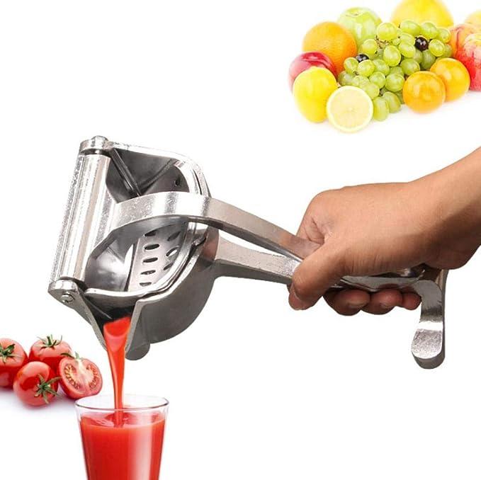 Exprimidor portátil de frutas frescas multifuncional Manual ...