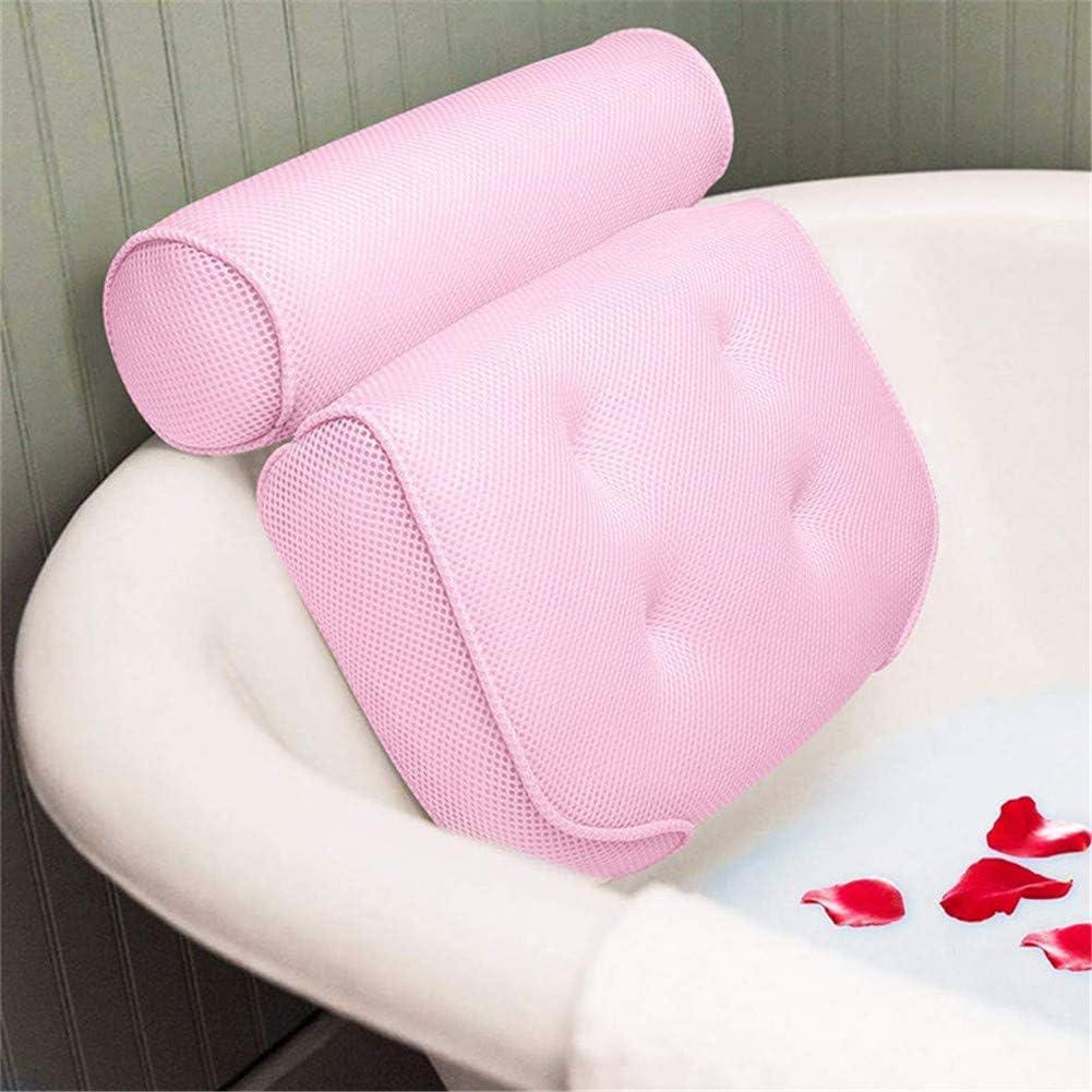Almohada de baño Antideslizante, cojín de bañera para SPA para ...