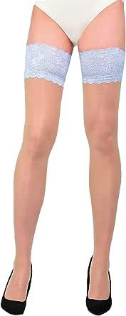 Size 5//6 Beige Gabriella Anika 20 Den Stockings