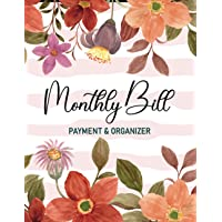 Monthly Bill Payment Organizer: Monthly Bill Planner and Organizer | Bill Payment Tracker | Expense and Bill Tracker…