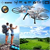 4.5Channel 2.4GHz With A 8 Million Pixels Camera,1080p HD Aerial Quadcopter Drone