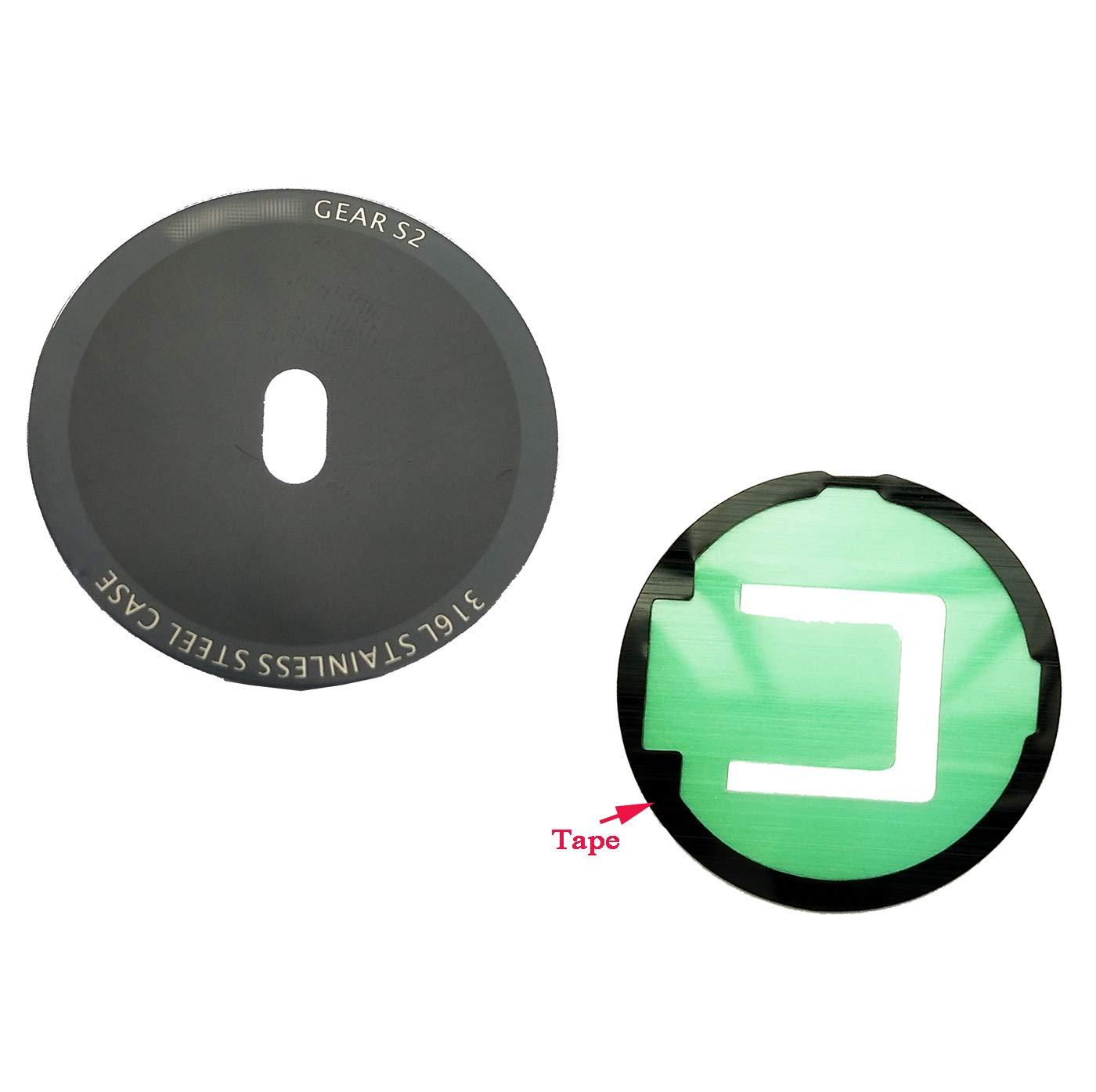 Repuesto Tapa Trasera Samsung Gear S2 Sm-r720 Sm-r730