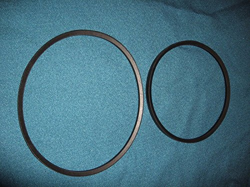 NEW DRIVE V BELT SET MADE IN USA FOR SEARS CRAFTSMAN 113213151 DRILL PRESS