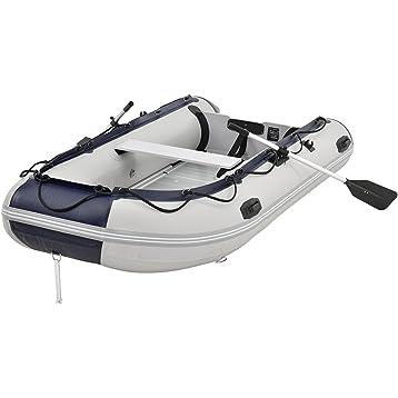 Ruder- & Paddelboote VIAMARE Sportboot 330 cm Schlauchboot mit Hochdruck Boden