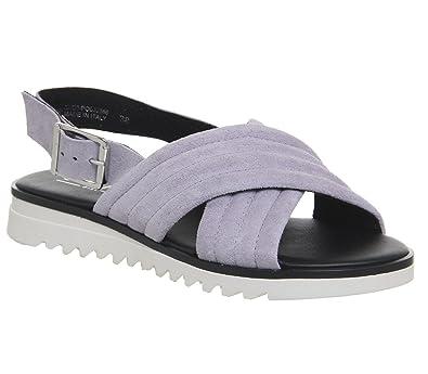 5c6906991c8 Office Stellar Sporty Cross Strap Sandals  Amazon.co.uk  Shoes   Bags