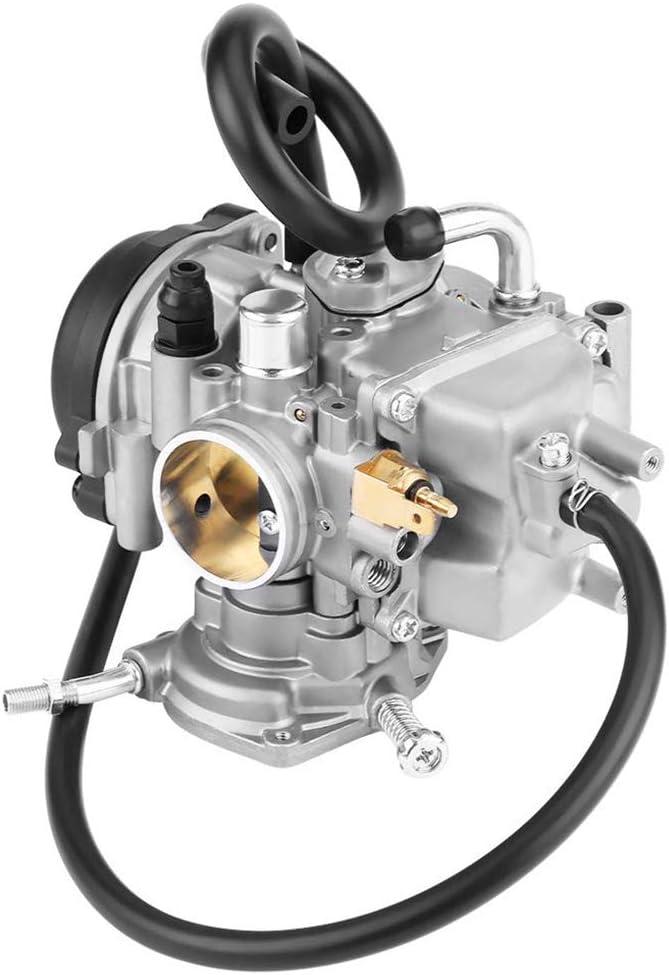 Bomcomi Sustitución del carburador para Bombardier Can-Am Outlander MAX 400 4x4 2004-2008 Carb Moto Accesorios Motor