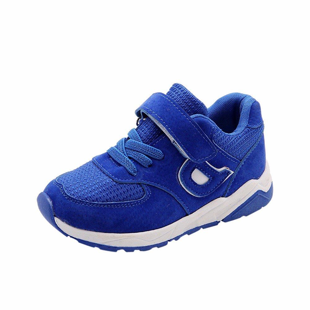 f2c7d6b011812 Chaussures Bébé Binggong Enfants Chaussures de Sport Sneaker Basses Basket  Mode Mixte Bébé Chaussures en Maille Sport Running Fitness Tennis Running  Basses ...