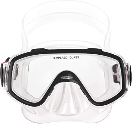 Official Swim Mask Swimming Googles One Size