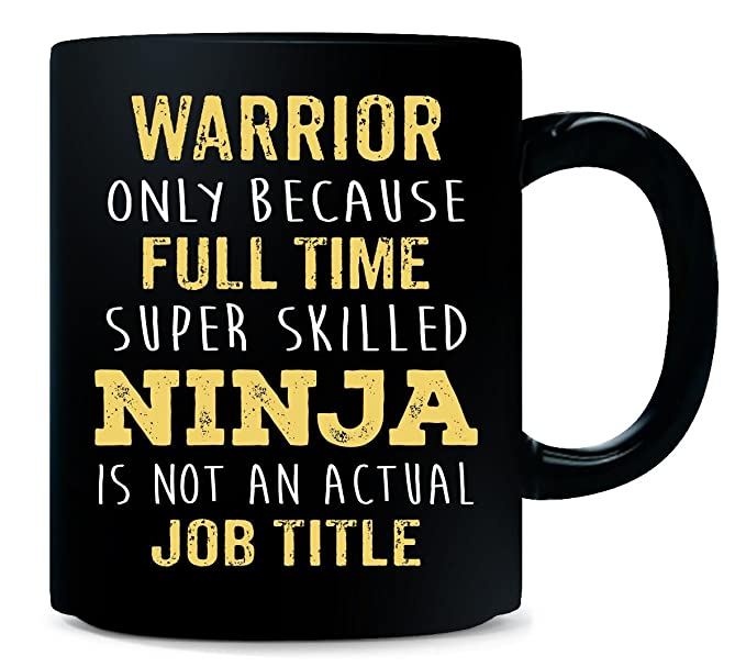 Amazon.com | Best Gift Idea For A Super Skilled Ninja ...