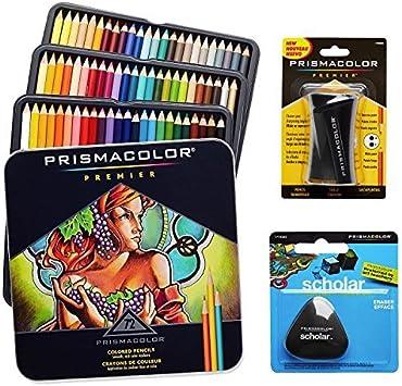 NEW Prismacolor Premier Colored Pencil Set 72