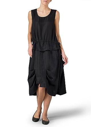 ac8e4a6f49 Vivid Linen Loose A-Line Dress at Amazon Women s Clothing store