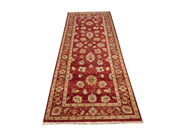Teppich Sultanabad Pakistan Laufer 250 X 100 Cm Amazon De Kuche