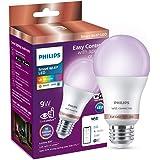 Philips Smart Wi-Fi LED Bulb E27 9-Watt WiZ Connected (Pack of 1)