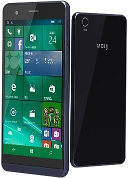Outboard X1 Ultra-Thin Windows 10 Smartphone 4 G LTE Quad-Core ...