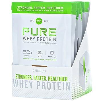 Amazon.com: Polvo de proteínas de suero puro de SFH «Best ...