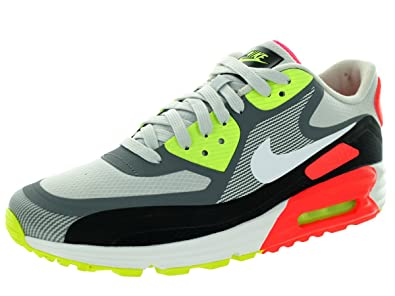 sale retailer ae735 67603 Nike Air Max Lunar90 WR Mens Running Shoes 654471-001 Dark Grey 9 M US