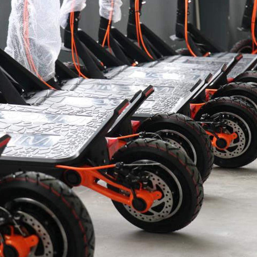 Lumpur Schlauch 10 Zoll Ersatz dick Ersatz Balance Drive Gummi Reifen Hoverboard Zubeh/ör langlebiges Rad aufblasbarer Elektroroller