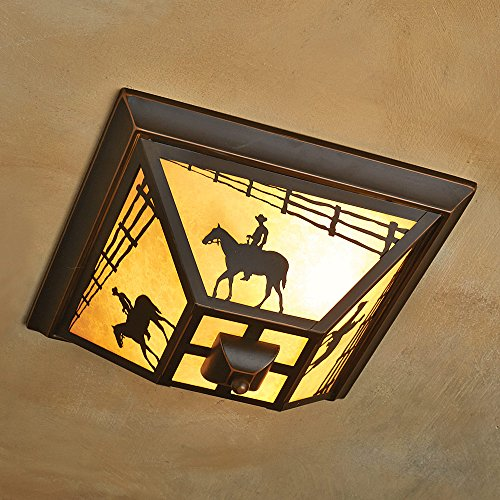 Southwestern Style Outdoor Light Fixtures