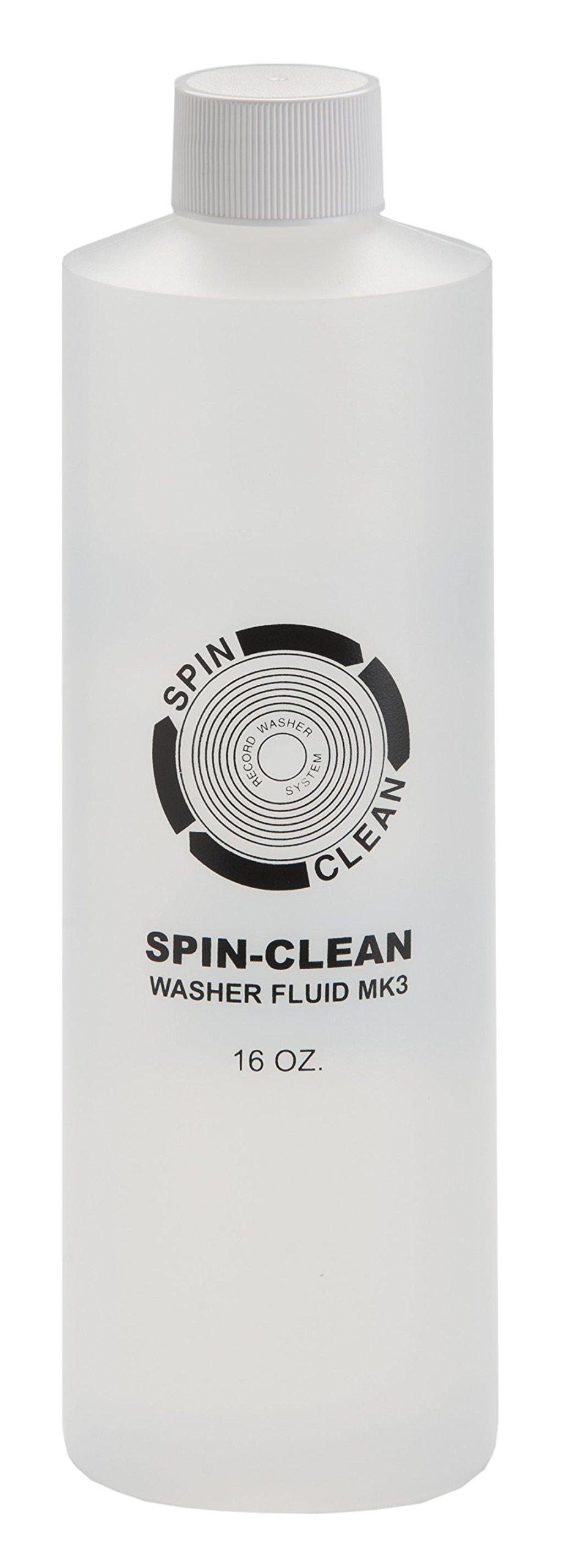 Spin Clean Wash Fluid 16 Ounces