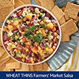 Wheat Thins Reduced Fat Whole Grain Wheat