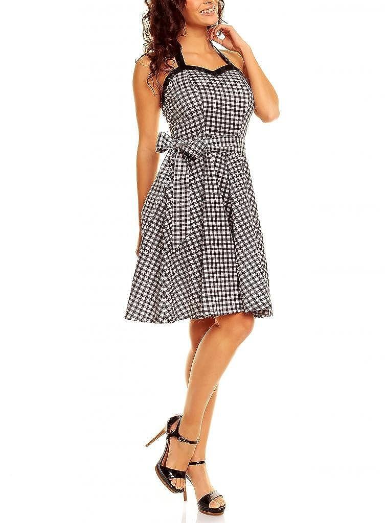 Vintage Neckholder Abendkleider Partykleider 50er Ballkleider ...