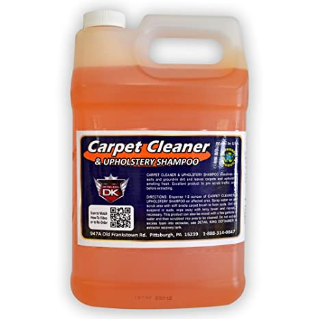 Amazon Com Detail King Automotive Carpet Cleaner Upholstery