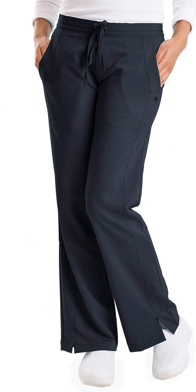 1683ef1cd41 Amazon.com: healing hands Purple Label Women's Taylor 9095 2 Pocket  Drawstring Scrub Pant: Clothing
