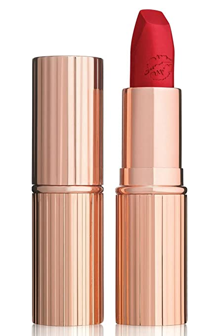 Charlotte Tilbury HOT LIPS Matte Revolution Lipstick For Women - Carina's Love