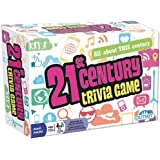 Outset Media 21st Century Trivia Game - A Game About 21st Century History Featuring 1200 Questions - Ages 12+