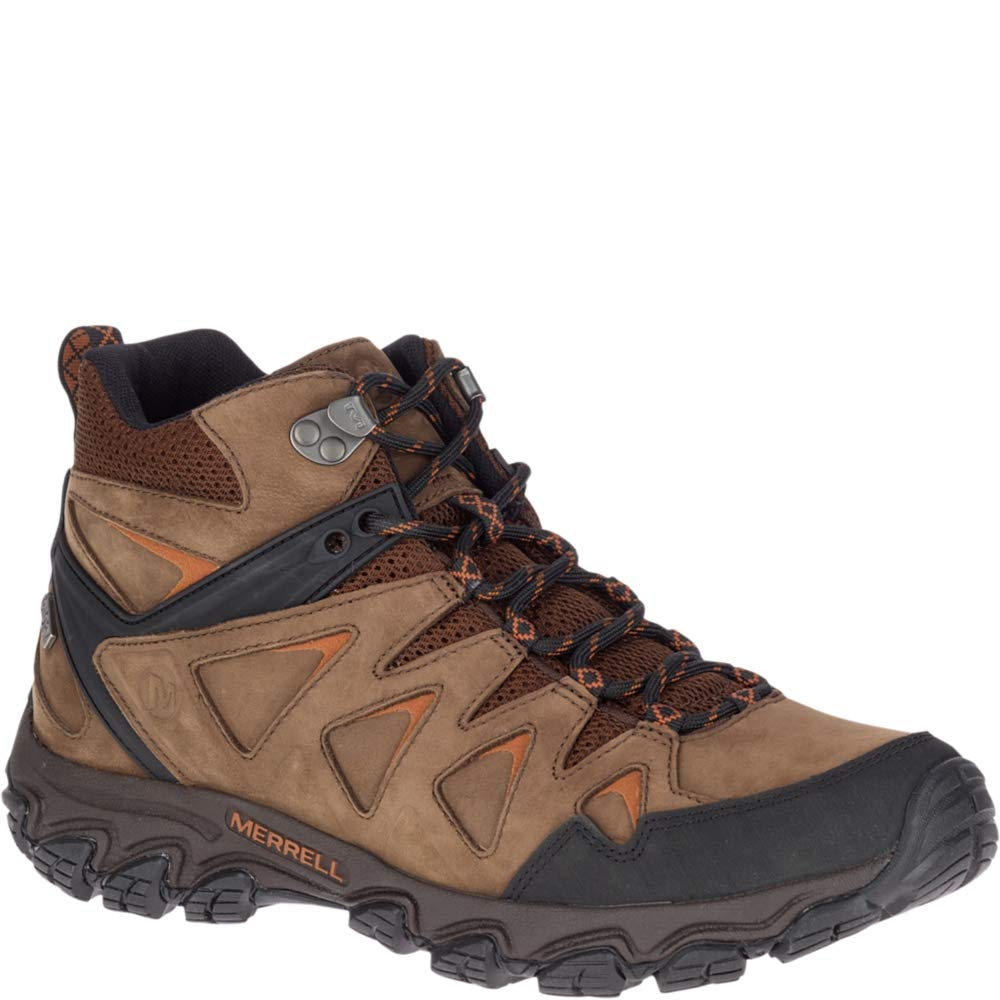 77bb835daa4 Merrell Men's Pulsate 2 Mid LTR Waterproof Hiking Shoe