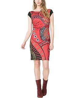Desigual damen kleid vest_tricia