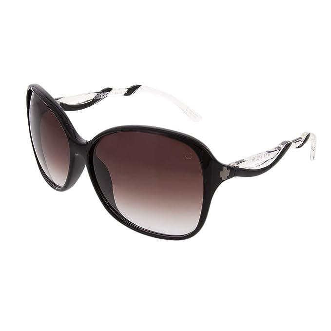 Amazon.com: SPY Optic Fiona - Gafas de sol para mujer, Negro ...