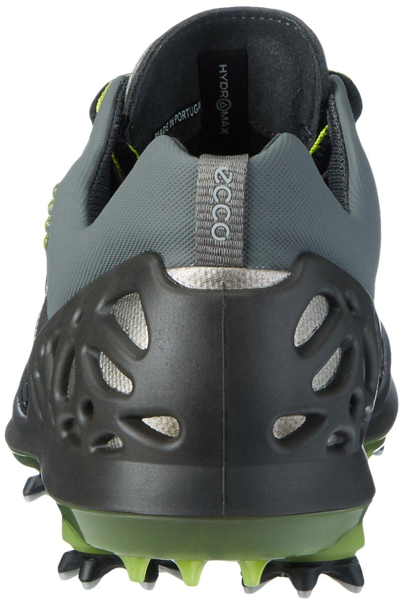 ECCO Women's Cage Evo Golf Shoe, Black, 41 EU/10-10.5 M US by ECCO (Image #2)